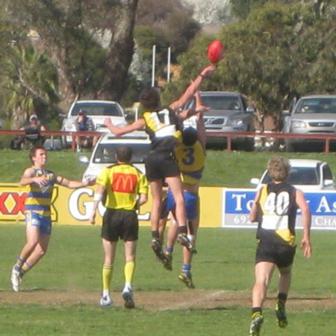 Rava stars as Tigers down MCUE - AFL NSW / ACT