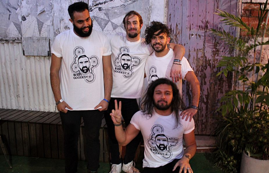 Sydney band Gang of Youths