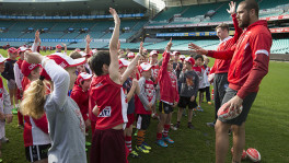 Swans Squad – Junior Clinic