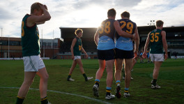 AFL 2014 NAB Under 18 Championship - NSW ACT v Tasmania