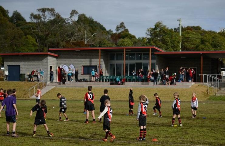 Sutherland Shire; facility; AFL; Miranda Bombers; Southern Power