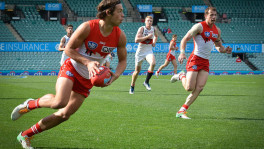 Image courtesy of Highflyer Images/NEAFL Media