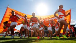 GWS GIANTS AFLW