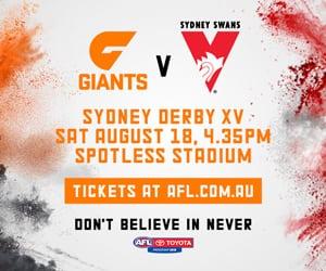 Sydney Derby XV
